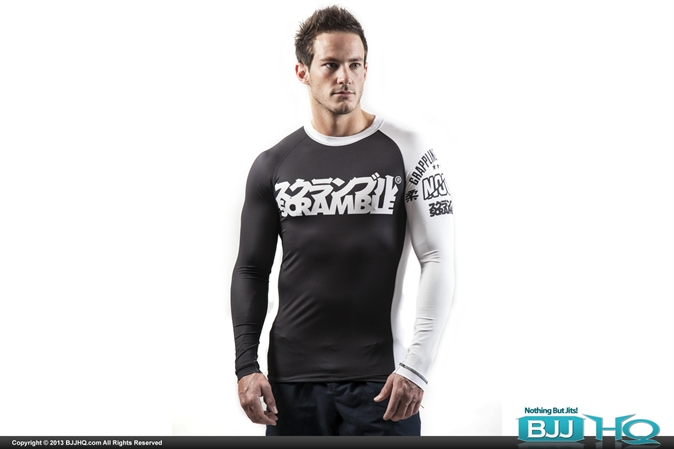 Scramble Ranked Rashguards